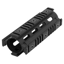 Carbine Length Quadrail Handguard