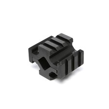 Universal Barrel Quad Weaver Base Mount in Black