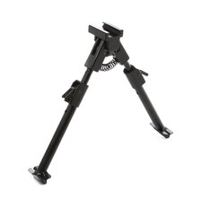 Bipod with Weaver Mount in Black