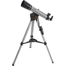 LCM 90 Refractor Computerized Telescope