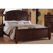 Key West Panel Bed