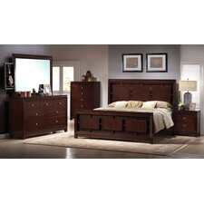 Lona Panel Bedroom Collection