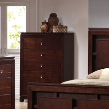 Lona 5 Drawer Standard Chest