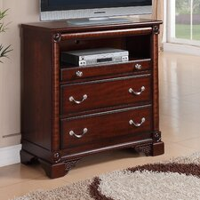 Ramsey 2 Drawer Media Chest