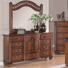 Belhaven 10 Drawer Dresser