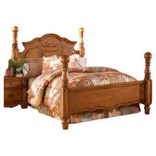 <strong>Greystone</strong> Bella Four Poster Bed