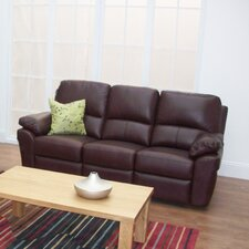 Monzano Leather 3 Seater Corner Sofa