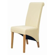 Corban Solid Oak Dining Chair (Set of 2)