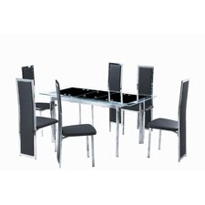 Geo 7 Piece Dining Set