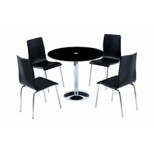 Orbit 5 Piece Dining Set