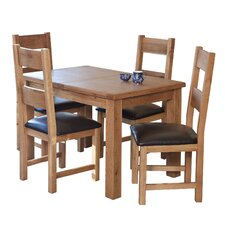 Hampshire 5 Piece Dining Set