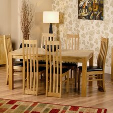 Eve 7 Piece Dining Set