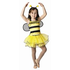 Bee with Detach Wings and Headband Costume