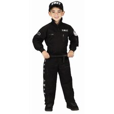 <strong>Aeromax</strong> Jr. S.W.A.T with Cap Costume