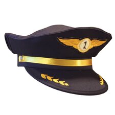Jr. Airline Pilot Cap