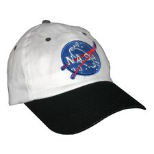 Jr. Astronaut Cap in Black and White