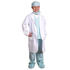 <strong>Aeromax</strong> Jr. Physician Costume in Green