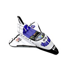 Jr. Space Explorer Inflatable Space Shuttle Pool Toy