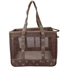 'Surround View' Posh Fashion Pet Carrier