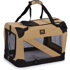<strong>Pet Life</strong> Zippered 360° Vista View Pet Carrier