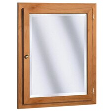 "Salerno Series 24"" x 30"" Beveled Edge Medicine Cabinet"