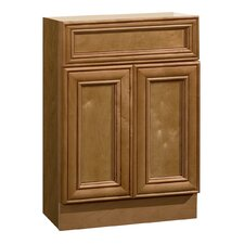 "Heritage Series 24"" Maple Bathroom Vanity Base"