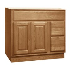 "Salerno Series 36"" Bathroom Vanity Base"