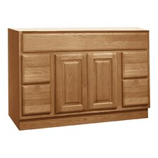 "Salerno Series 48"" Bathroom Vanity Base"