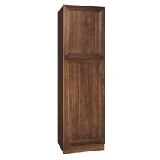 "San Remo Series 84"" x 18"" Freestanding Linen Cabinet"