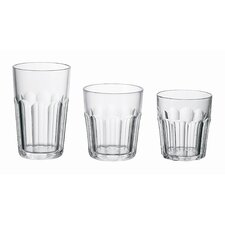 "<strong>Guzzini</strong> Happy Hour 5"" Tumbler in Clear"