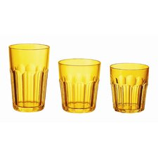 "<strong>Guzzini</strong> Happy Hour 5"" Tumbler in Yellow"