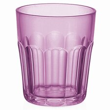 "Happy Hour 4"" Tumbler in Violet"
