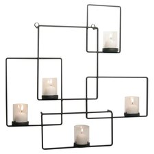 <strong>Danya B</strong> Puzzle Wall Candle Holder