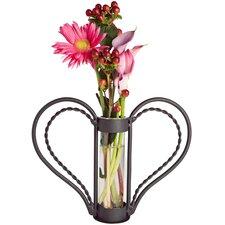Cylinder Sweetheart Flower Vase