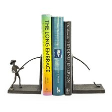 Fisherman Bookend (Set of 2)