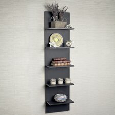Wide Column Wall Shelf