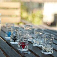 Male Torso Hunk Shot Glass (Set of 6)