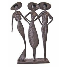Vogue Lady Trio Figurine