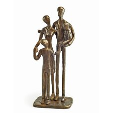 Family of Four Figurine