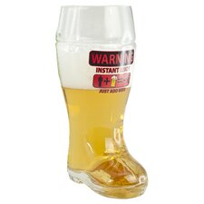 Boot Beer Glass (Set of 2)
