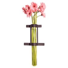 <strong>Danya B</strong> Single Tube Wall Vase (Set of 2)