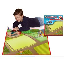 Farmland Fold Up Playmat