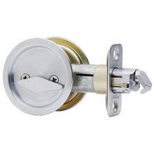 UltraMax Security Round Privacy Deadbolt