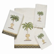 <strong>Avanti Linens</strong> Date Palm 4 Piece Towel Set