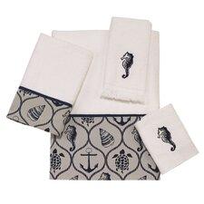 Oceanside 4 Piece Towel Set