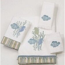 Reef Life 4 Piece Towel Set