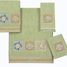 Sandpiper 4 Piece Towel Set