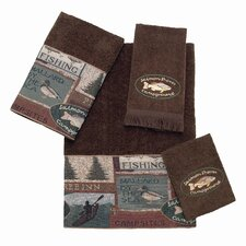<strong>Avanti Linens</strong> Pineland 4 Piece Towel Set