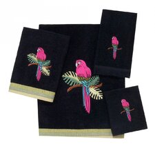 Parrot 4 Piece Towel Set