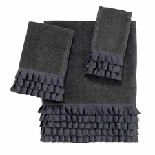 Ruffles 4 Piece Towel Set